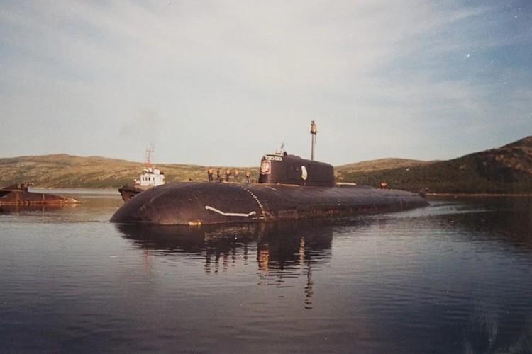 """Подлодка """"Курск"""" затонула 20 лет назад Фото: личный архив Татьяны Гелетиной"""