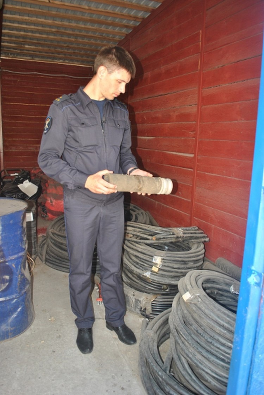 Похитители украли топлива на 11 миллионов рублей