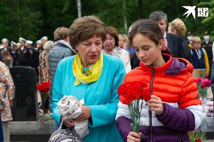 София Дудко ехала в Видяево в надежде увидеть живого сына. Весть о его гибели женщина еле выдержала