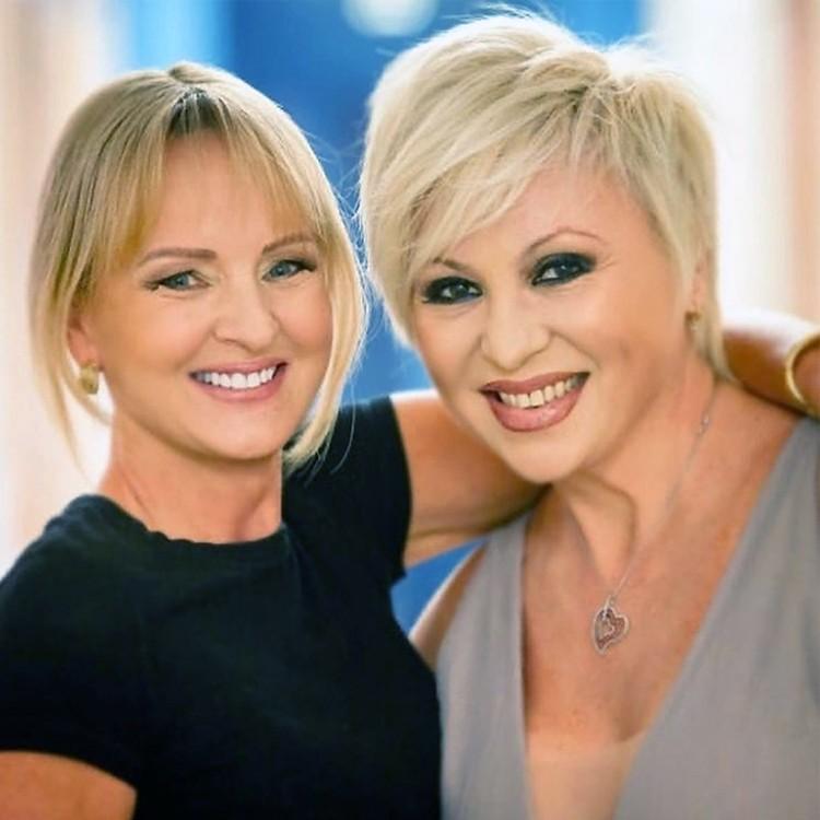 Светлана Лазарева и Валентина Легкоступова знакомы много лет.
