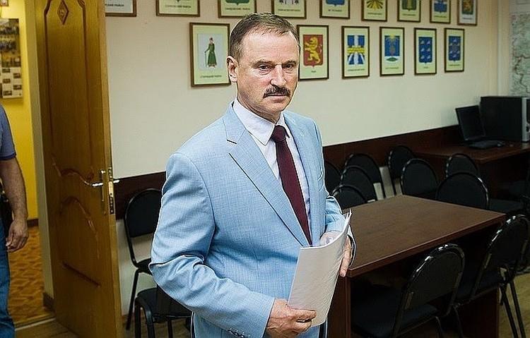 Сергей Веремеенко. Фото: ПТО