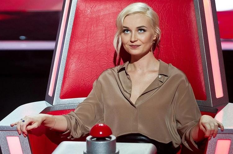 Полина Гагарина. Фото: Первый канал