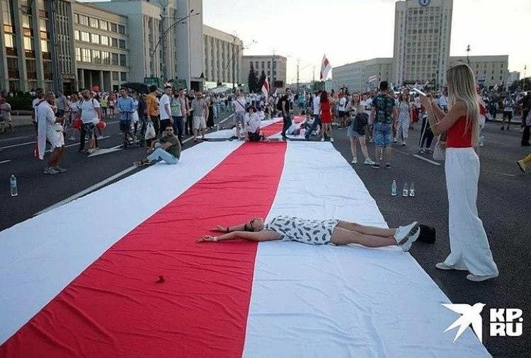Майдана белорусы на хотят, но как добиться своих требований, не знают.