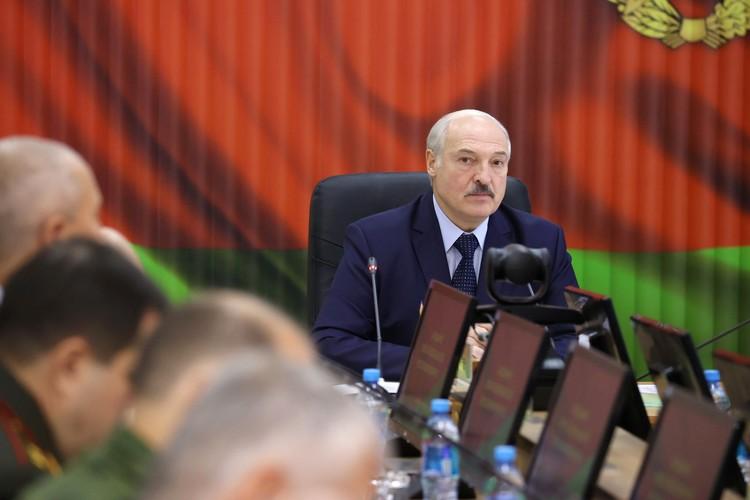 Лукашенко не собирается покидать свой пост.