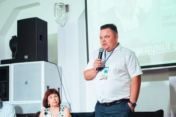 Начальник управления по взаимодействию с МО, «Корпорация развития республики Крым» - Олег Смолянов