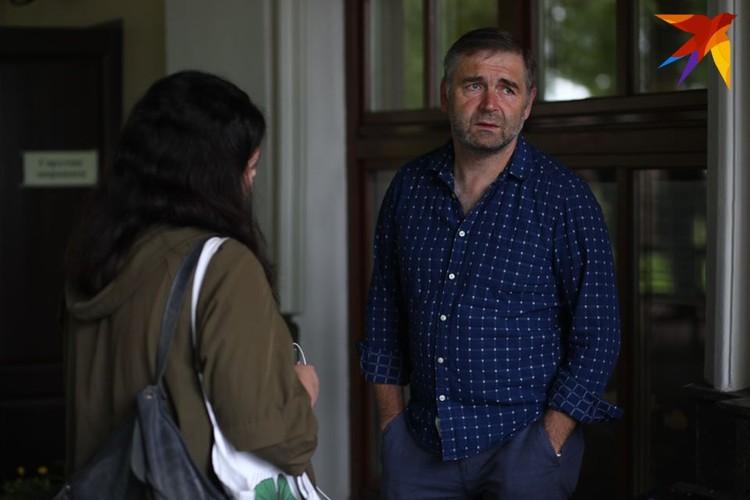Олег Гарбуз рассказывает о переживаниях последних дней.