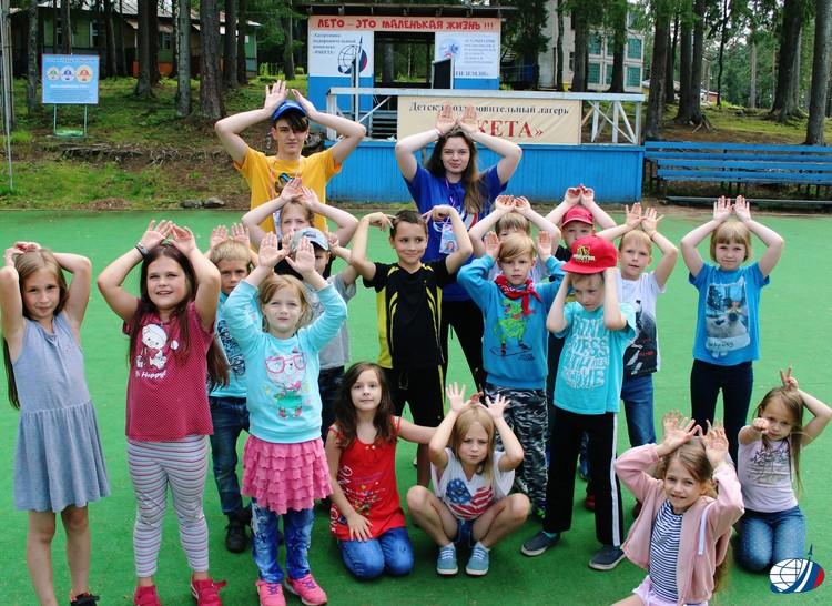 В спортивно-оздоровительным лагере «Ракета» Выборгского района ежегодно отдыхают сотни ребятишек.Фото: vk.com/dol_rocket