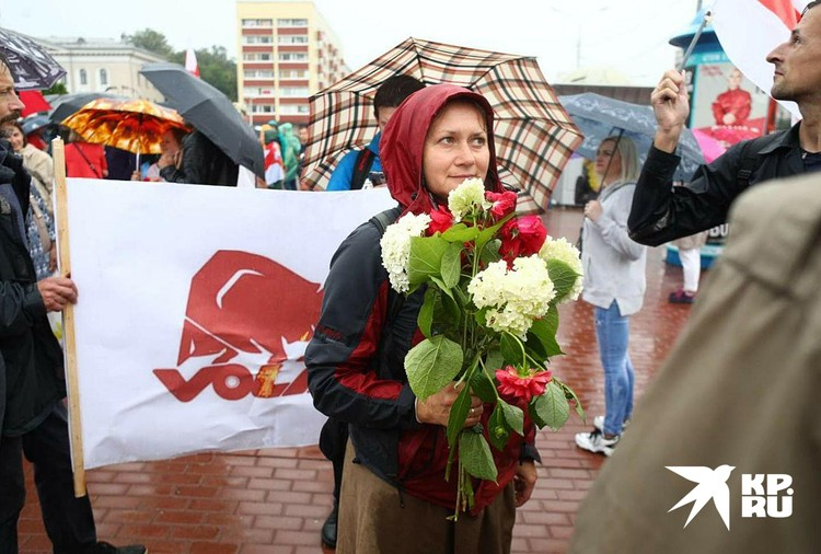 В Белоруссии прошли акции «в поддержку мира, безопасности и спокойствия»