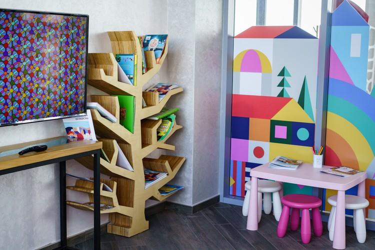 Уютная и яркая комната для детей