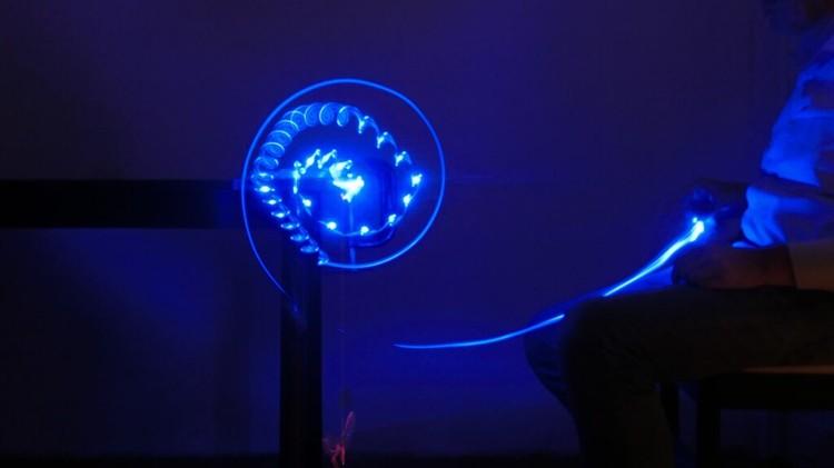 Фото предоставлено командой проекта «GetAClass — Физика в опытах и экспериментах».