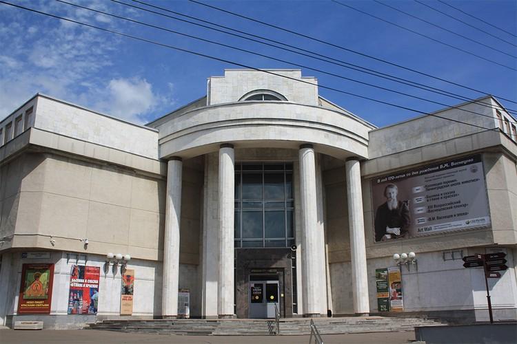 Вятский художественный музей появился благодаря инициативе братьев Васнецовых