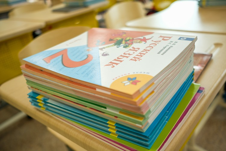 День Знаний в школе номер 71 Краснодара