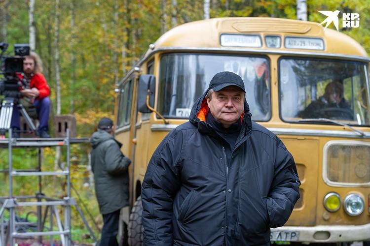 Режиссер фильма Алексей Учитель снова в центре скандала из-за своей новой работы.