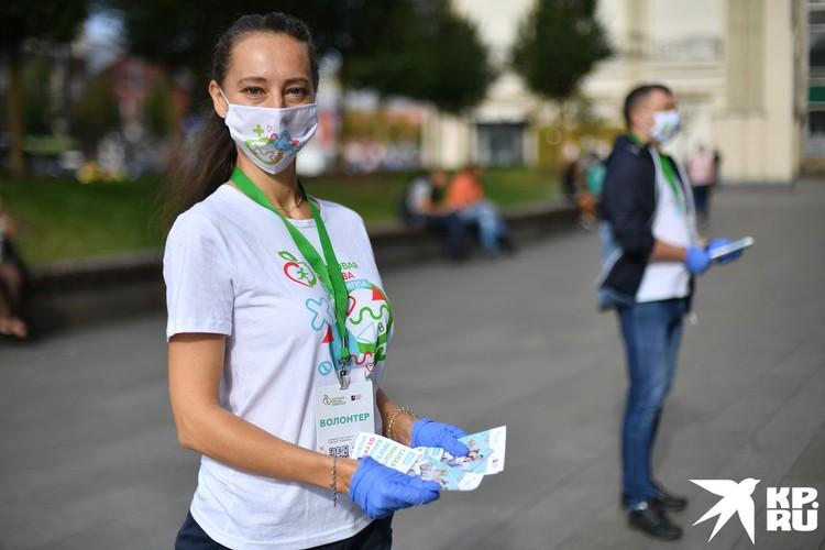 В сентябре 2020 года в Москве начнут свою работу передвижные медпункты, в которых всем желающим можно будет бесплатно привиться от гриппа.