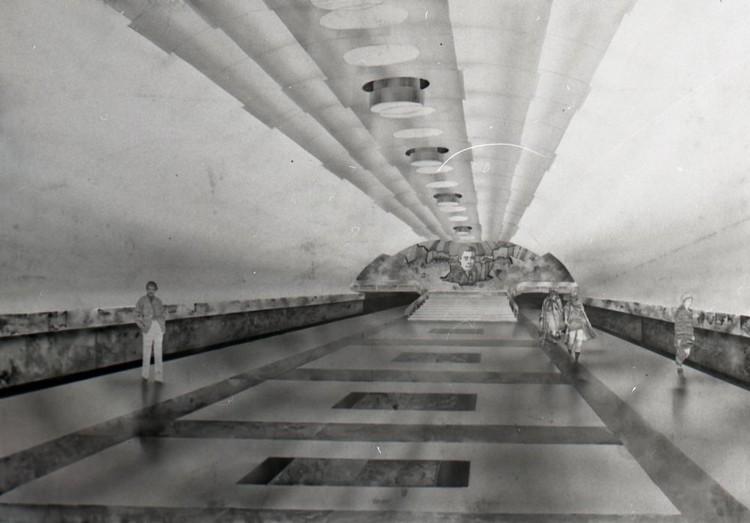 Станция Геологическая. Фото: Государственный архив Свердловской области