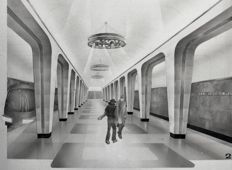 Станция Чкаловская. Фото: Государственный архив Свердловской области