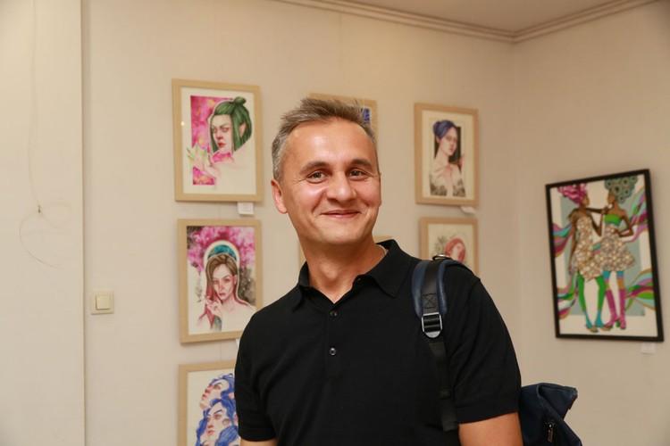 В галерее «Турина гора» открылась выставка «К черту! Любовь!»