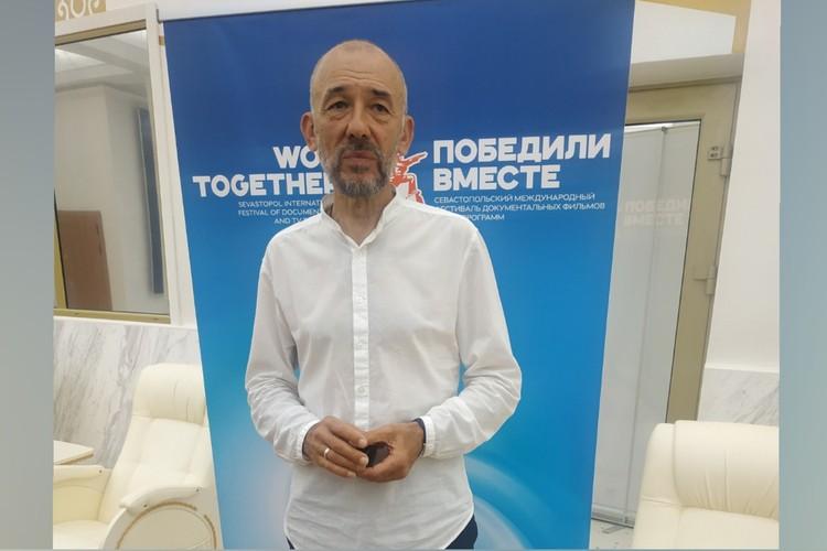 Сергей Дебижев начал работу над съемками полтора года назад