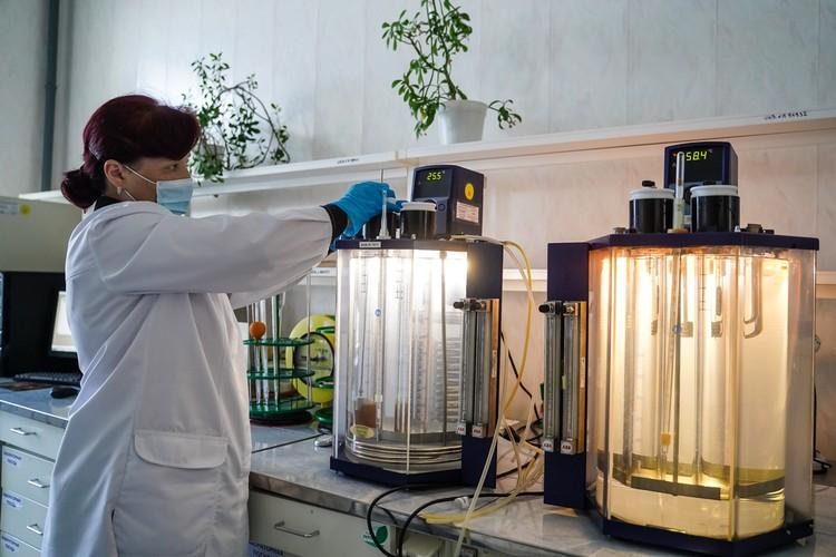 На Новокуйбышевском заводе масел и присадок к качеству продукции относятся очень трепетно.