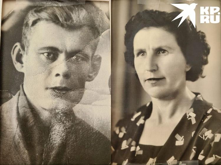 Родители Татьяны. Фото: личный архив.