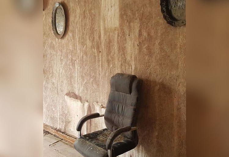 Кипяток залил все, что было в комнате. Фото: blog_vladivostok