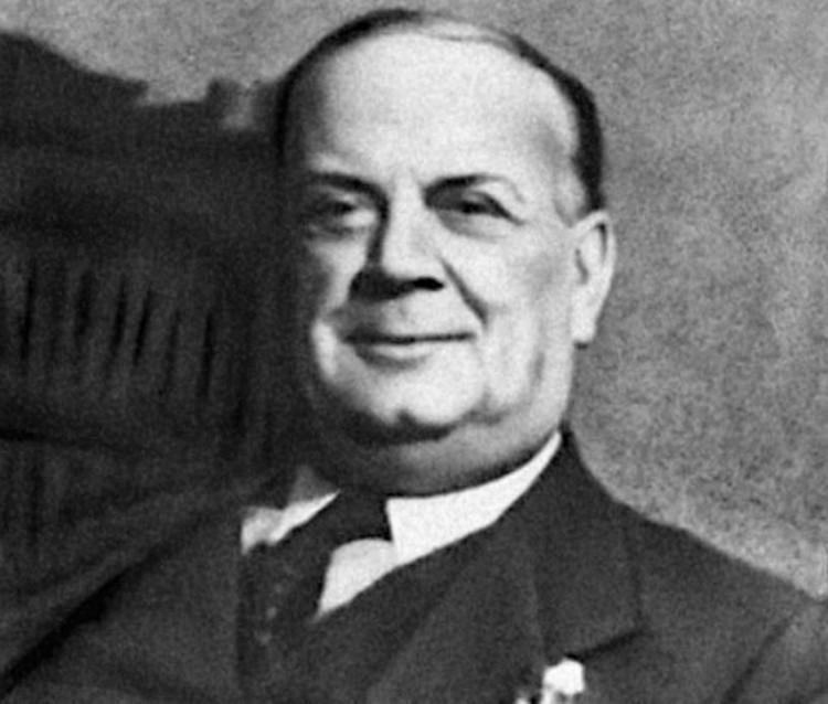 Гуччио Гуччи, отец-основатель модной империи.