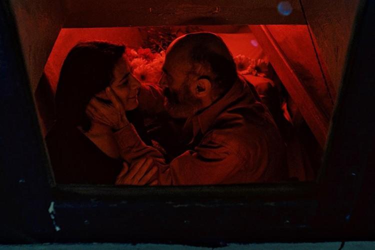 Кадр из фильма «Газа, любовь моя»