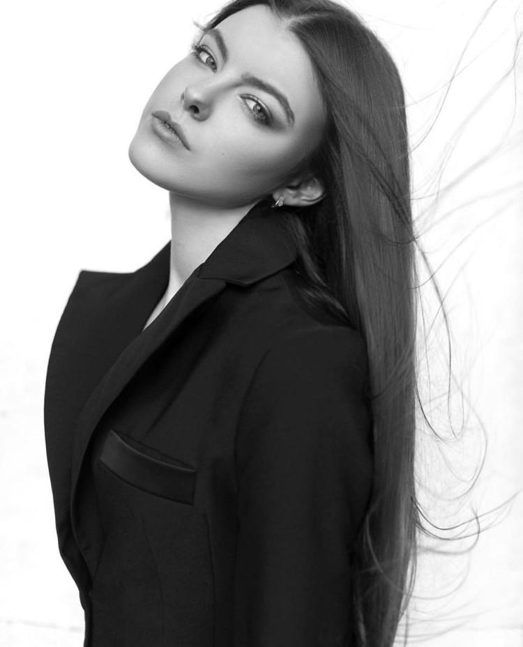 """Евой уже заинтересовалось европейское модельное агентство. Фото: предоставлено """"Имидж-Элит""""."""