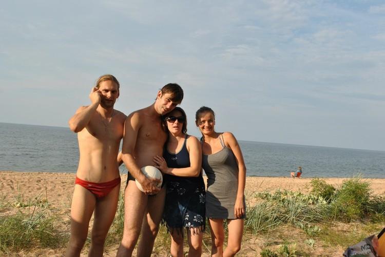 Настя с Романом прожили в Краснодаре пять лет
