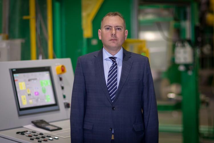Генеральный директор ОАО «Маяк» Владимир Вдонин. Фото предоставлено пресс-службой предприятия