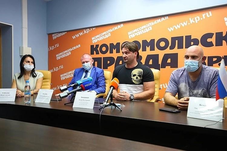 """В """"КП-Ростов"""" состоялась большой пресс-конференция, чтобы поставить точку в этом вопросе."""
