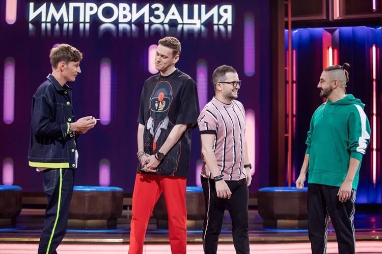 В шоу звезды не злоупотребляют крепкими выражениями