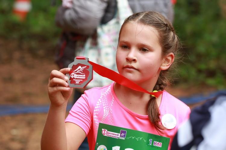 Кроме спорта детей еще и приобщали к истории родного края.