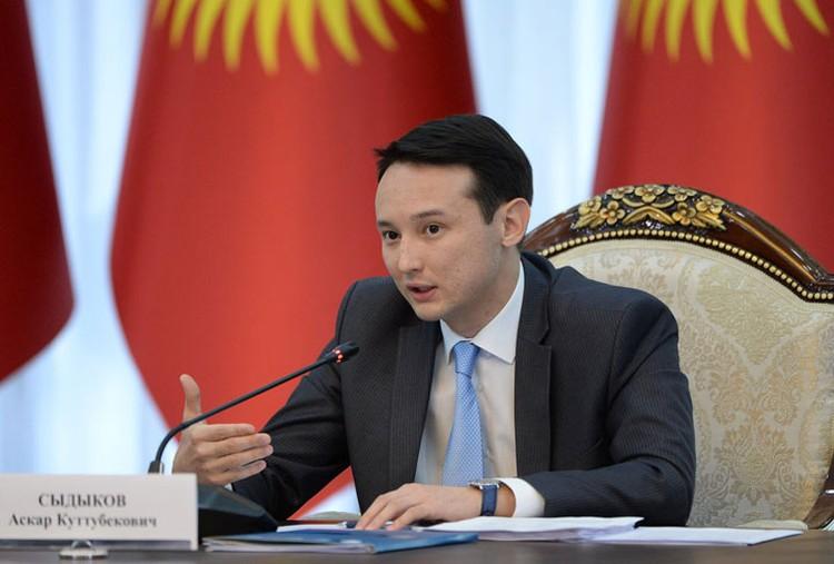 Глава МДС Аскар Сыдыков называет горнодобывающую промышленность очень важной отраслью, влияющей на экономику страны.