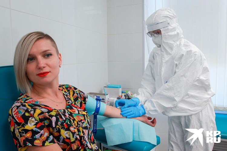 В России вакцинация от COVID-19 уже началась