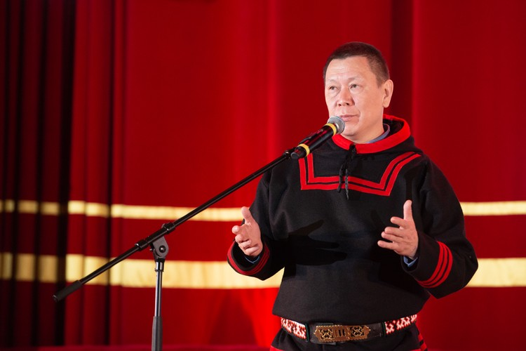 Григорий Ледков. Фото: Ольга ЛОБАЧЕВА