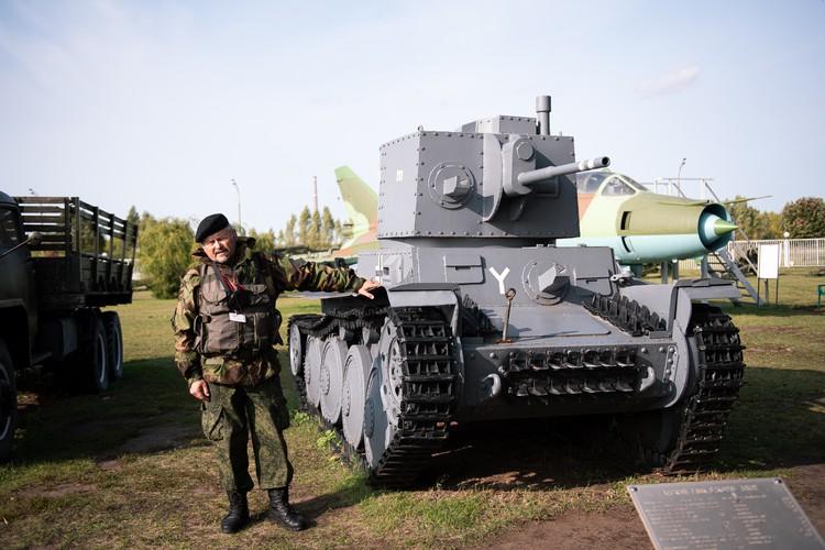 Образцы военной техники