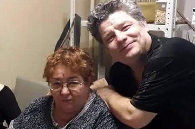 Сергей Захаров и Ирина Стерхова