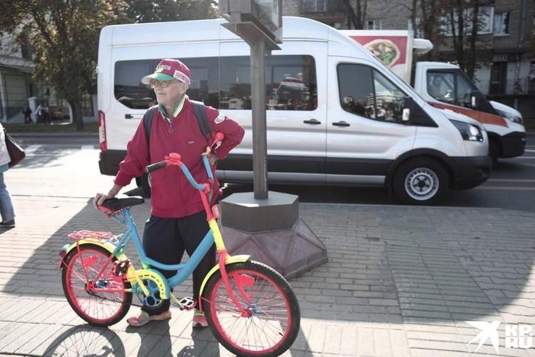 Эти «дни сурка» в Минске нравятся далеко не всем. Фото: Иван ИВАНОВ