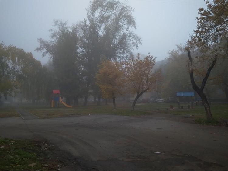 А в других — пустые площадки выглядят даже пугающе