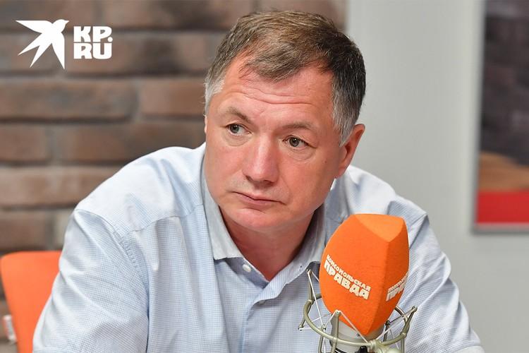 Вице-премьер правительства России Марат Хуснуллин.