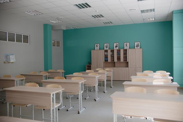 В регионе снизилось количество классов, закрытых на карантин