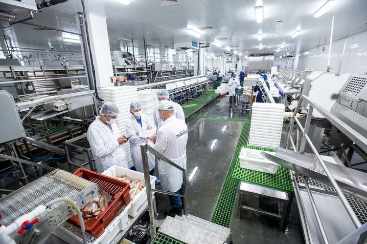 Экскурсия на завод. Фото: Александр Хитров