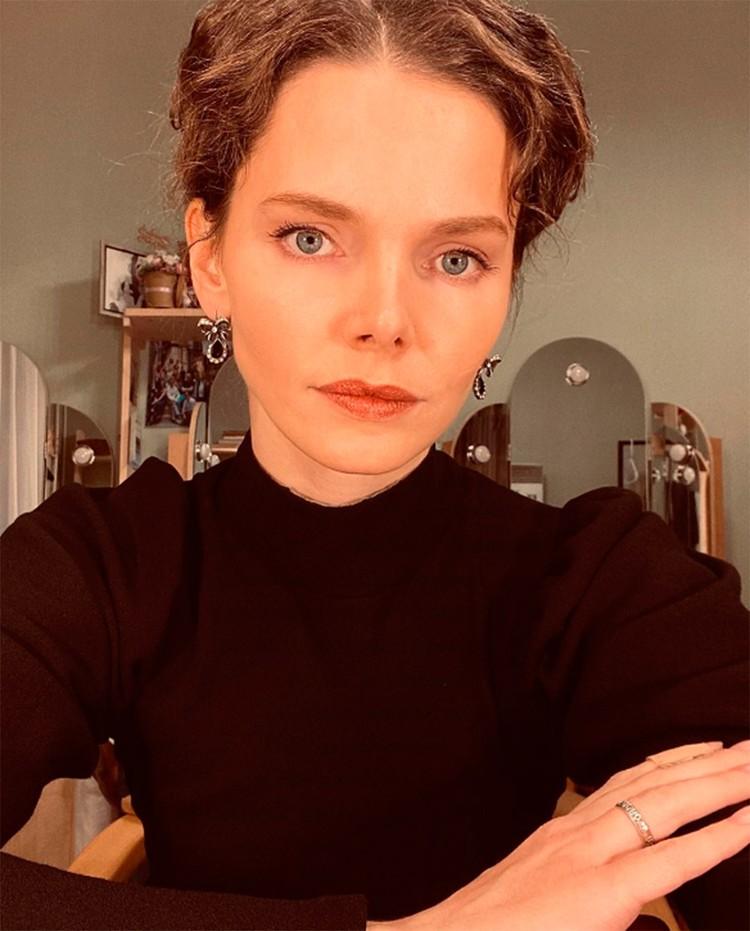 Елизавета Боярская.
