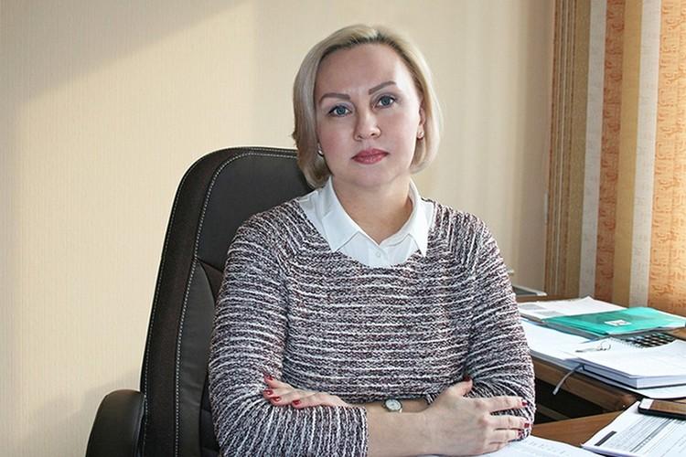 А это Наталья Колягина.