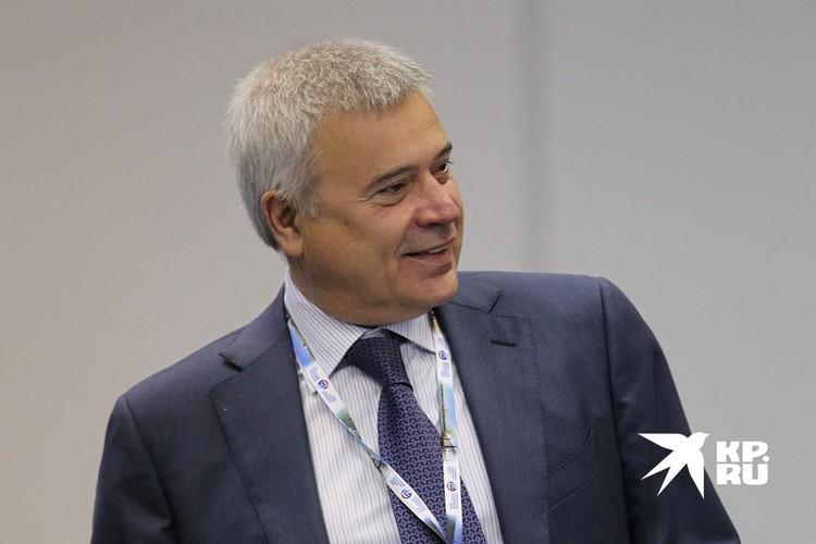 Вагит Алекперов - президент нефтяной компании «Лукойл».