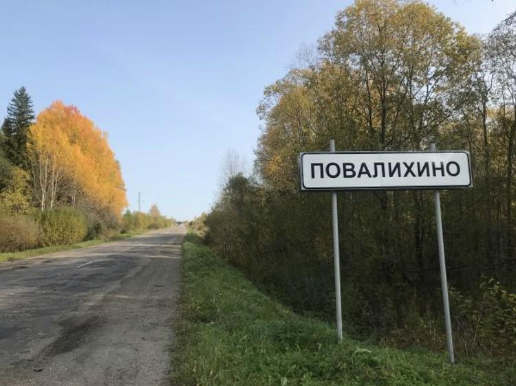 Благодаря выборам Повалихино стало известно не только по всей России. Звонили даже из Би-би-си.