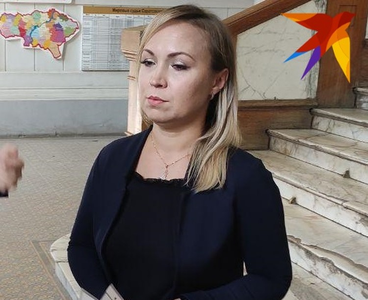 Мама Лизы Киселевой - Елена