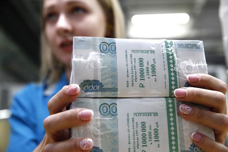По итогам года российский бюджет не досчитается 4,8 трлн рублей. Фото: Артем Геодакян/ТАСС