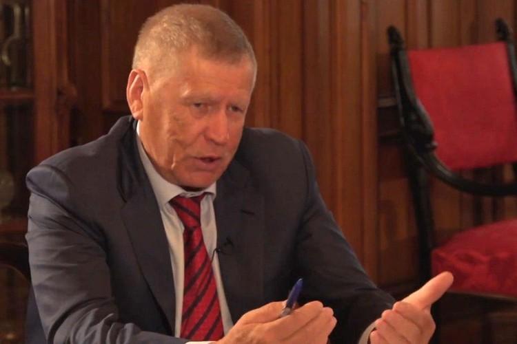 Лавров ответил на вопрос главного редактора «КП» Владимира Сунгоркина об отношениях России